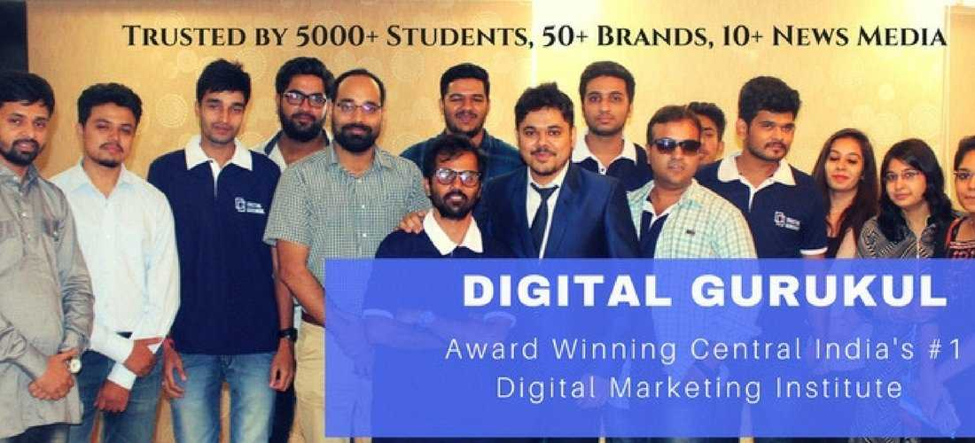 Digital Marketing Seminar - Digital Gurukul