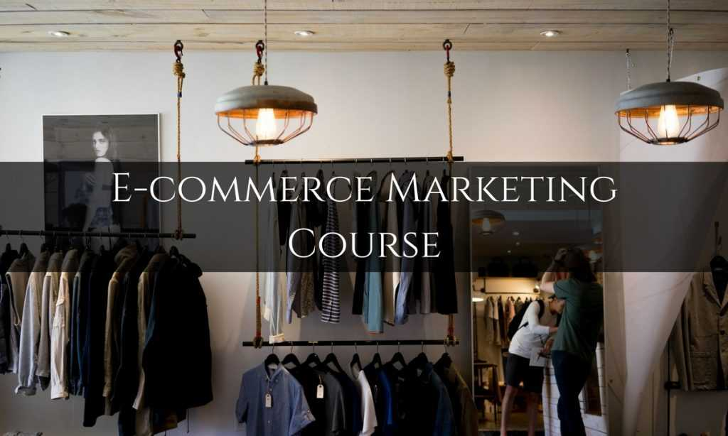 India's Best E-commerce Marketing Course in Indore