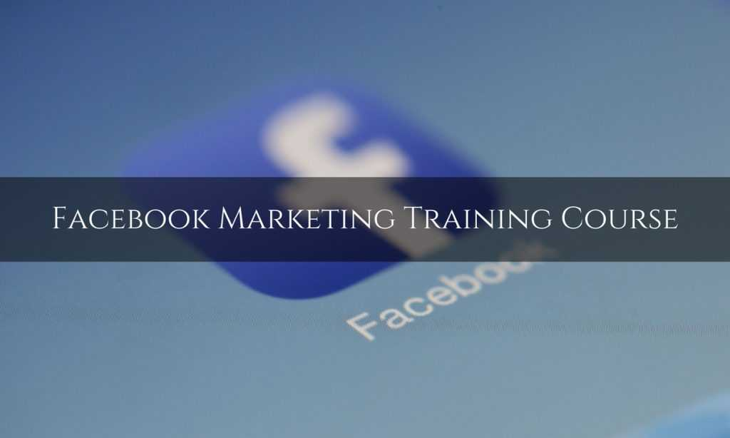 India Best Facebook Marketing training Course In Indore
