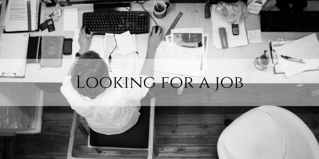 Looking For a Job For Digital Marketing
