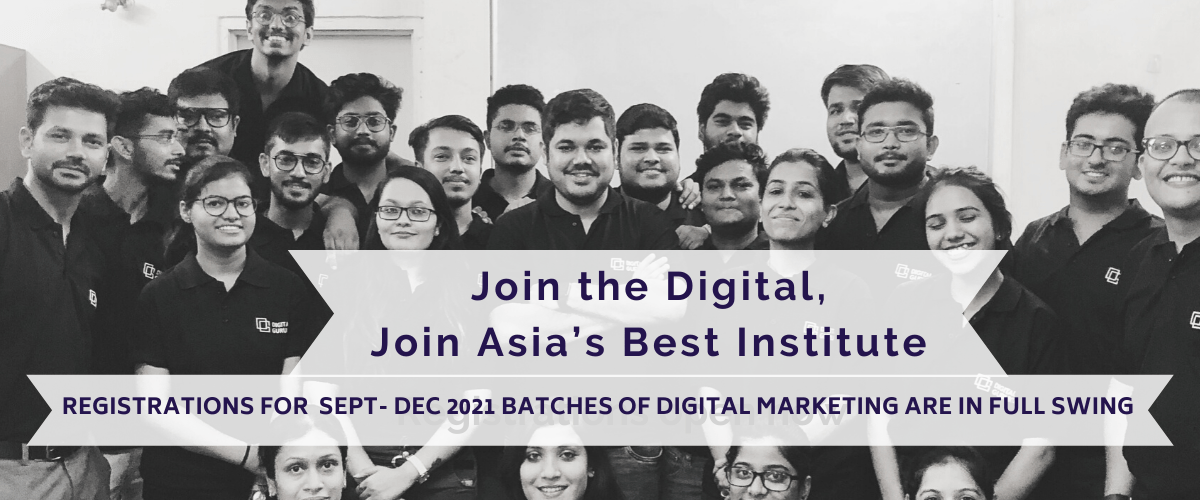 Registrations open for our 84th Batch starting from Sept 21